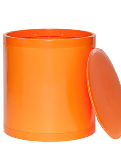 OTTO Storage Stool Solid – Orange