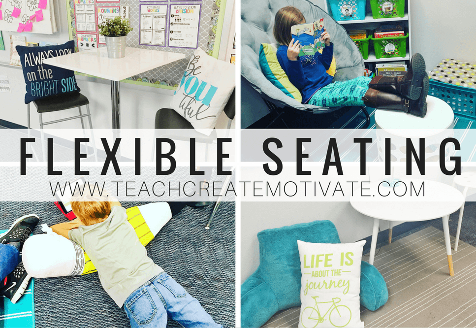 Flexible Seating in the Classroom