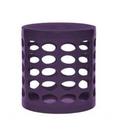 Otto Storage Stool Violet